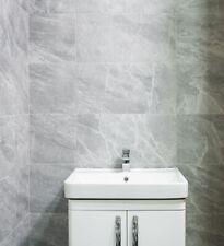 Grey Porcelain Tiles Matt 60x30 Stone Marble Effect Jefferson Grey