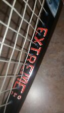 Spalding Pro Extreme A/R.70 Oversize Graphite Racquetball Racquet with Cover