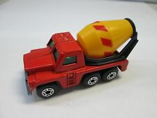 1976 Matchbox SuperFast Cement Truck No. 10