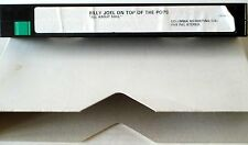 BILLY JOEL ON TOP OF THE POPS - ALL ABOUT SOUL - PROMO VHS VIDEO TAPE