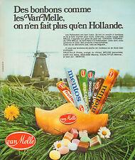 Publicité 1975  Bonbons Van Melle en Hollande