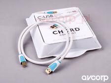 Original Chord C-USB - digital audio USB A-B type interconnect - 0.75m