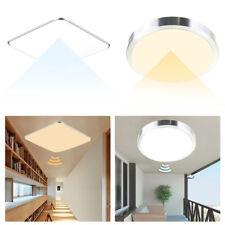 Deckenlampe LED Sensor Sensorlampe Leuchte Flurlampe mit Bewegungsmelder Radar