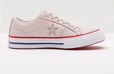 Converse Men/Women Chuck Taylor One Star Ox Barely Rose Pink Sneakers Trainers