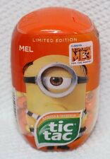 Despicable Me 3 Minions Limited Edition Tic Tac, MEL Container, 3.4 oz.