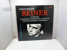 REINER R.STRUSS ALSO SPRCH ZARATHUSTRA /DON JUAN CHICAGO RCA GL85257 LP  VINYL