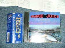 ORANGE JUICE Japan 1992 NM CD+Obi THE ESTEEMED THE VERY BEST OF