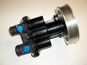 MerCruiser Raw Sea Water Pump 4.3L 5.0L 5.7L 350 mag mpi bravo bolt on pulley