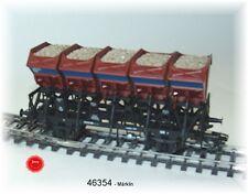 Märklin 46354 Muldenkippwagen Fz 189 der HzL beladen mit Schotter #NEU in OVP#