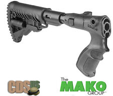 MAKO FAB Defense Recoil-Reducing Folding Collapsible Buttstock for Remington 870