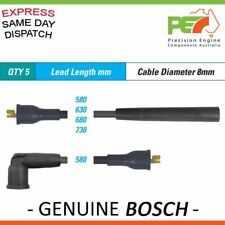 New * BOSCH * Ignition Leads Set For Ford Escort MK 1 MK 11 RS2000 1.1L