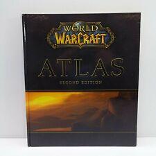 BradyGames World of Warcraft Atlas (Second Edition) LOOK DESCRIPTION (T60)