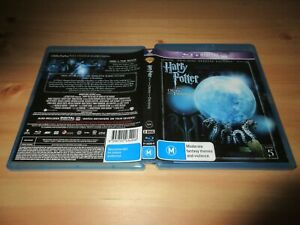 Harry Potter And The Order Of The Phoenix Blu Ray [2 Disc Set]