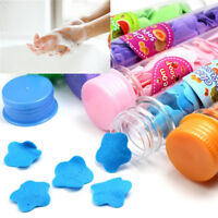 Tube Travel  Skin Care Flower Soap  Confetti Foaming Paper Petal Bath Shower