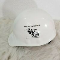 Vintage Walt Disney World Buena Vista Construction Hat 1970 Walt Disney Prod