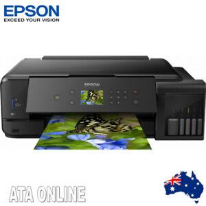 Epson EcoTank Expression ET-7750 Wi-Fi M/Func Refillable A3 Inkjet Printer