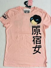Urban Outfitters Harajuku Lovers Women's T-Shirt - Pink - L - 100% Cotton