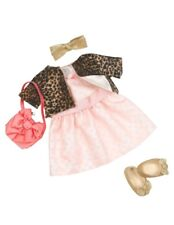 "Our Generation 18"" Doll ""A Night of Fancy"" Dress Purse Shoes Fits American Girl"