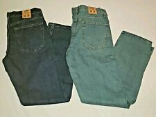 Urban Pipeline Jeans Men's Blue 30 x 32 Relaxed Straight 2 Pairs New