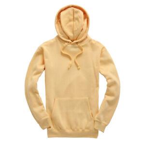 "Cotton Ridge Hoodie, Standard Premium, Size L 43"" Corn Yellow"