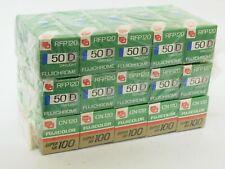 Fujichrome RFP120 50 D Slide Film & Fujicolor Super HR 100. Stock No u9704