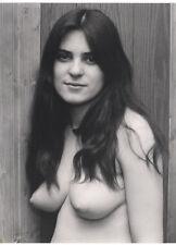 c.1970 PHOTO KREUTSCHMANN NUDE LARGE PRINT # 357