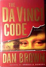 The DaVinci Code by Dan Brown Hardcover, 2003