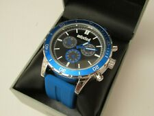 Kenneth Cole Unlisted Mens Silicone Rubber Analog  Watch UL 2011A
