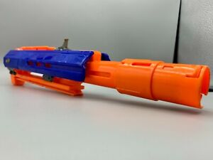 NERF Front Barrel for Longstrike CS-6 Sniper Rifle Extension Attachment *Custom*