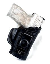 Walther PPK 3.3 inch IWB Shield Single Spring Clip Holster R/H Black