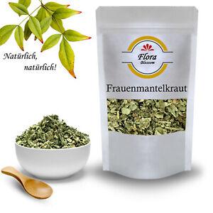 Frauenmantelkraut - Frauenmantel Tee - Ohne Zusätze - Alchemilla Geschnitten ⭐