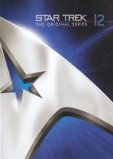 Star Trek The Original Series : Season 2 (DVD, 2012, 7-Disc Set)