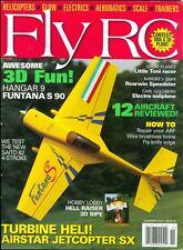 2004 Fly RC Magazine: Saito 82 4-Stroke/Repair ARF/Airstar Jetcopter SX