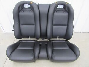 04-06 GTO rear leather seat back pad new GM part