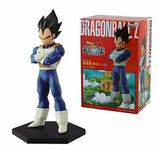 "Banpresto Dragon Ball Z Vegeta Resurrection F DXF 5"" Figure Statue Vol 1 DBZ NIB"