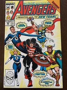 Avengers #300 (Feb 1989, Marvel) Inferno cross-over VF+/NM-
