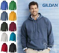 Gildan Mens Heavy Blend Hooded Hoodie Sweatshirt 18500 Up to 5XL