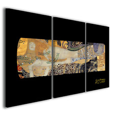 Quadri moderni Gustav Klimt XII riproduzioni stampe su tela canvas ® quality