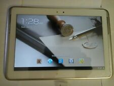 """Samsung Galaxy Note 10.1"""""""" 16GB Android Tablet GT-N8013 White,  used"""