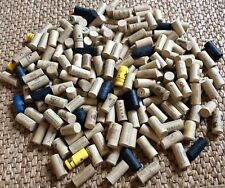 220 Wine Corks, All Synthetic, Great for Arts & Crafting - Used