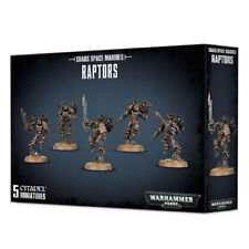 Games Workshop - Chaos Space Marines Raptors - 99120102087 - 43-13