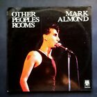 """Mark Almond other Peoples Rooms Spain Vinyl LP Re 12 """" 33 A&M 1990"""