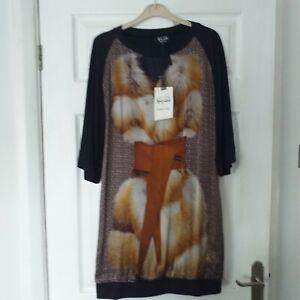 Per Una Speziale Ladies Dress Size 14 New With Tags