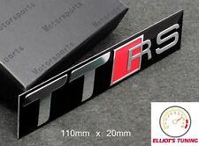 AUDI SPORT TTRS BADGE EMBLEM fits A3 A4 S3 S4 A5 A6 TT SLINE QUATTRO DTM A1 R8