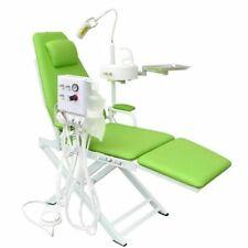 Portable Dental Mobile Chair Turbine Unit 4h Led Light Oral Lamp Led Light Usa