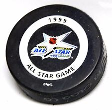 1999 NHL ALL STAR GAME TAMPA BAY BETTMAN 1995-1999 OFFICIAL PUCK! US00156