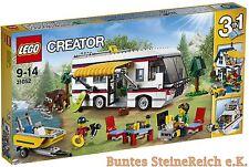 LEGO® Creator 3 in 1: 31052 Urlaubsreisen & 0.-€ Versand & OVP & NEU !