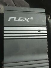 ALPINE FLEX 2 MRP T406 2/1 CHANNEL AMPLIFIER INCREDIBLE SOUND GOOD USED COND