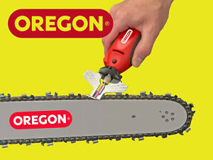 Oregon 12v Sure Sharp Chainsaw Chain Sharpener / Grinder Latest Design 585015