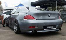 Diffusor ansatz für BMW 6er e63 e64 Heckansatz hinten Heck DTM FLap S Splitter
